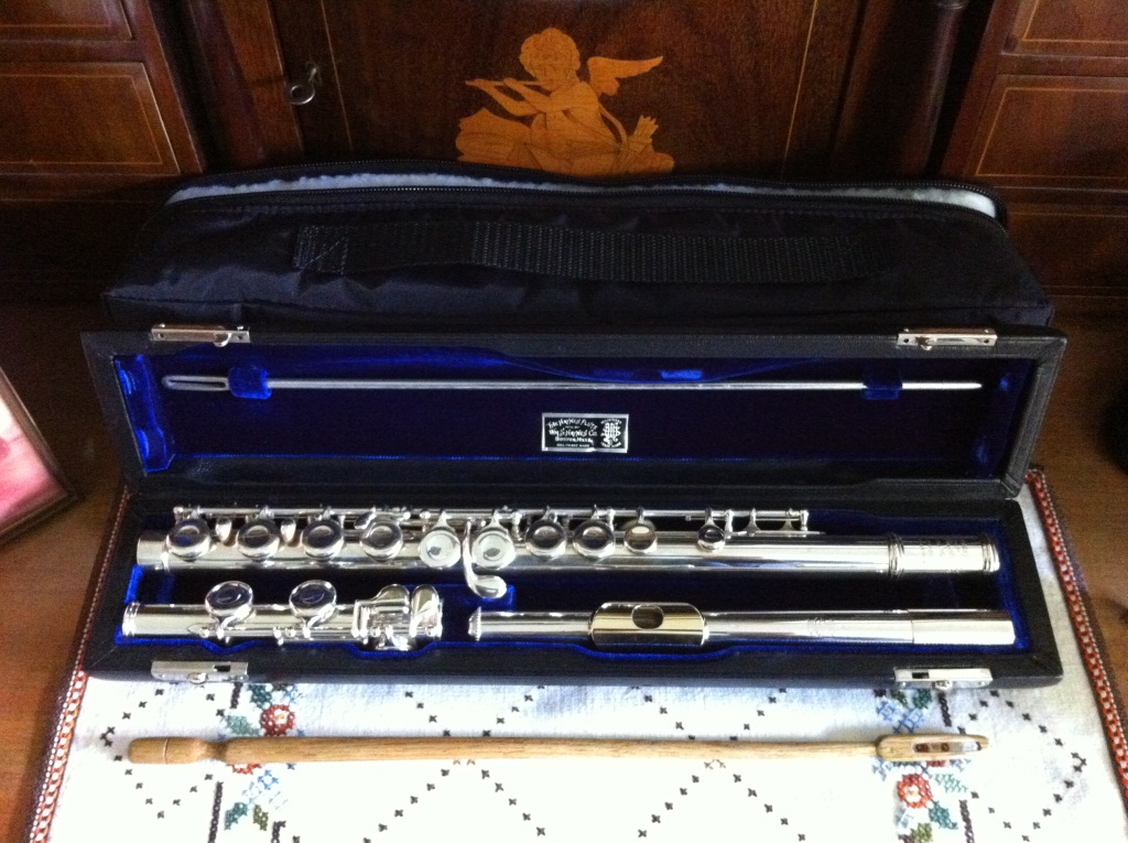 haynes commercial flute